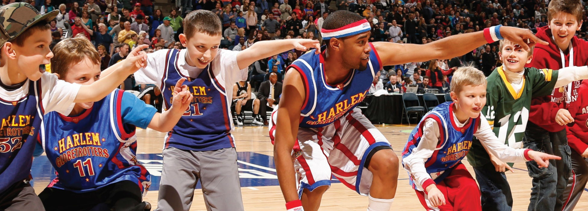 The Globetrotters The Globetrotters